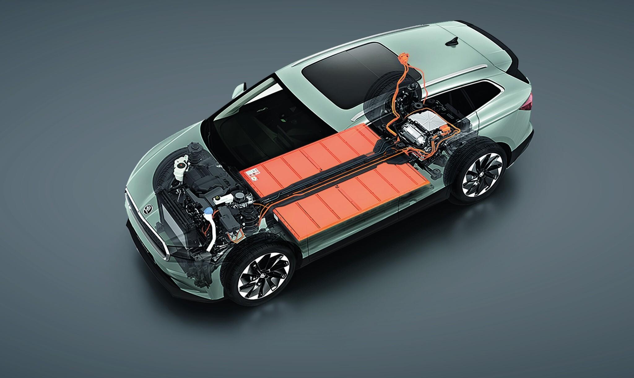 coches electricos cualidades